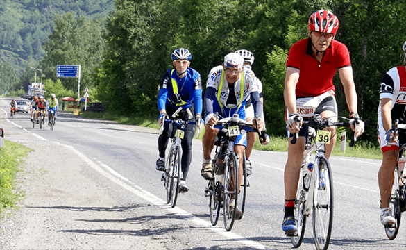 The Chuysky Trakt 2017 is 1200 km cycling challenge in Altay region, Russia